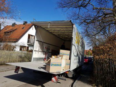 Entrümpelung München Grünwald