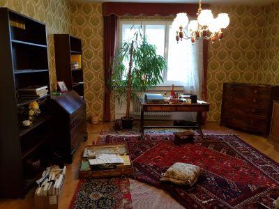 Wonhnungsauflösung und Nachlassankauf in München Schwabing - 6 Zimmer