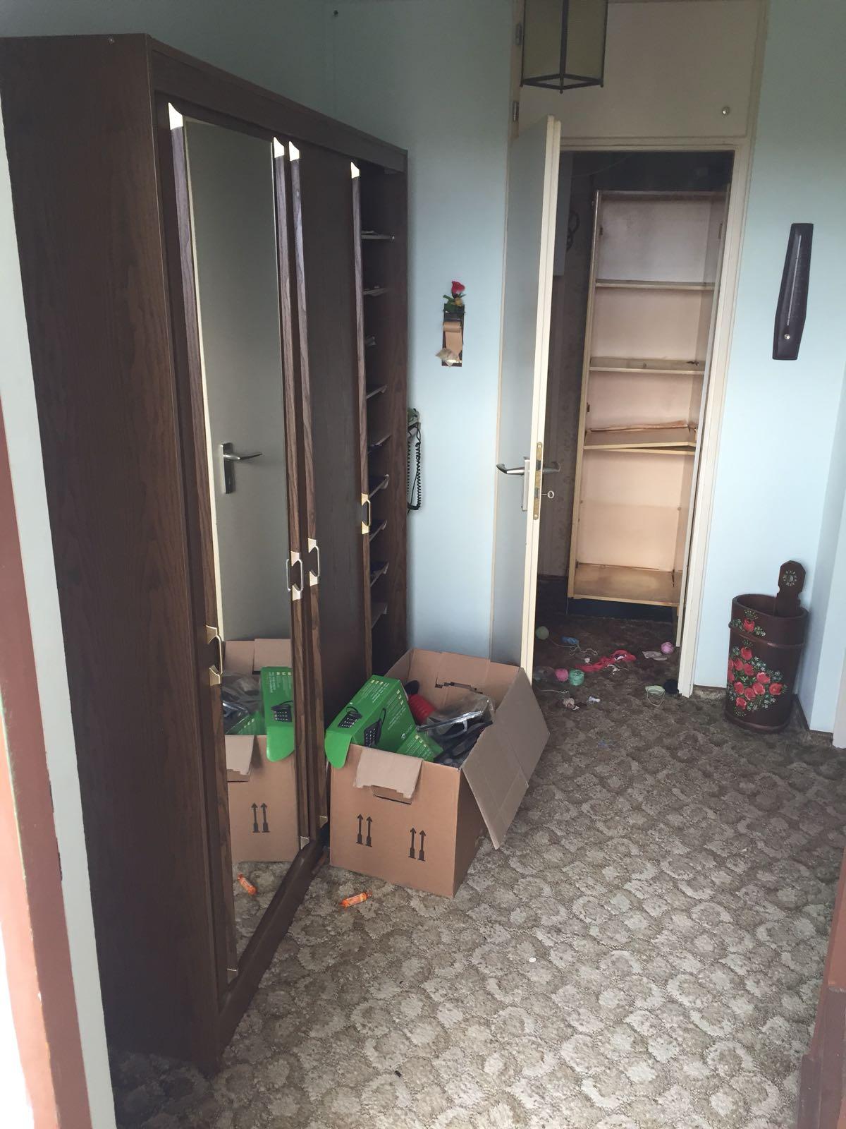 Neuperlach München 3,5 Zimmerwohnung Wohnungaufräumung