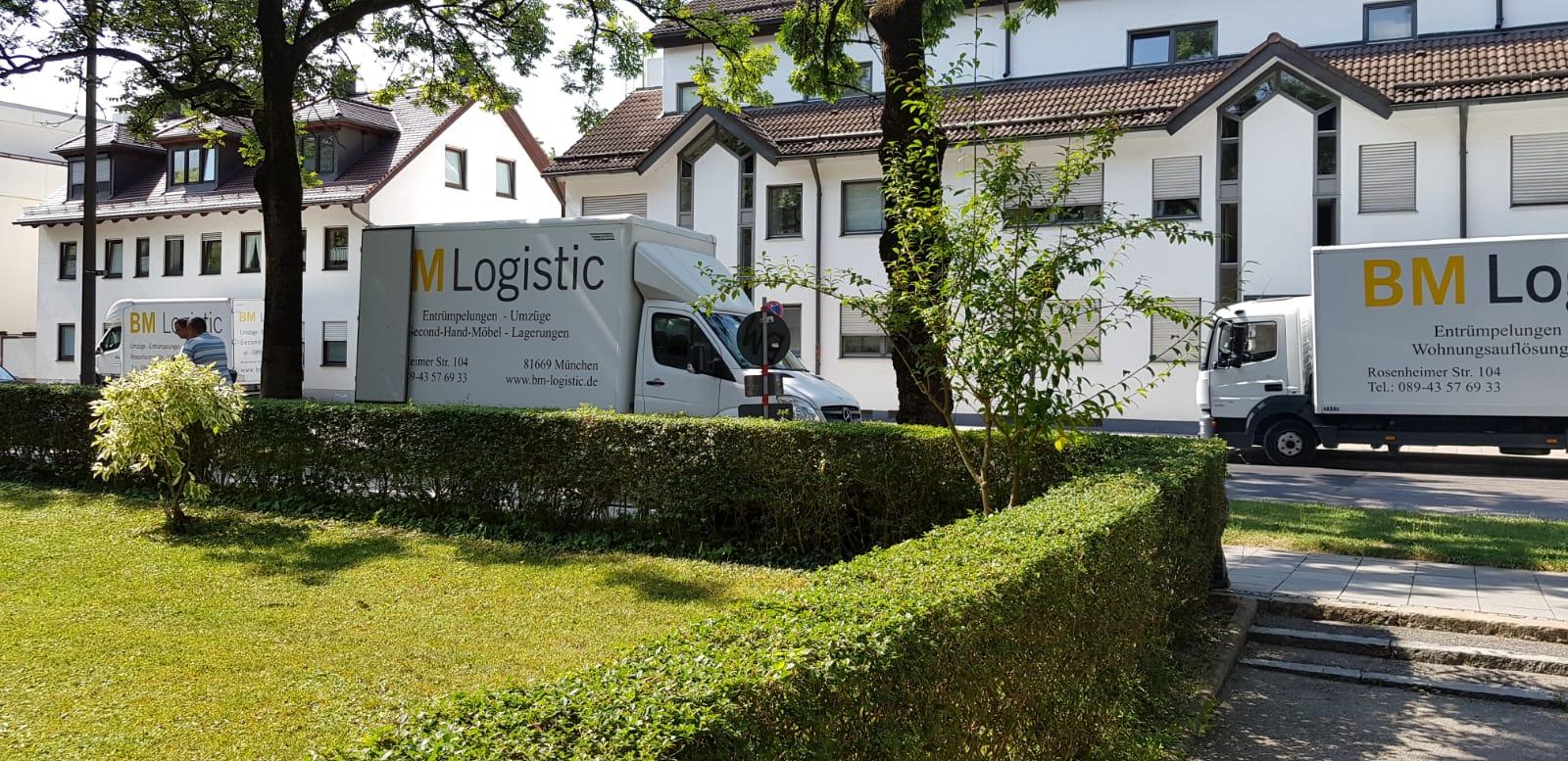 Umzug Entrümpelung München Leim - Gotthardstraße