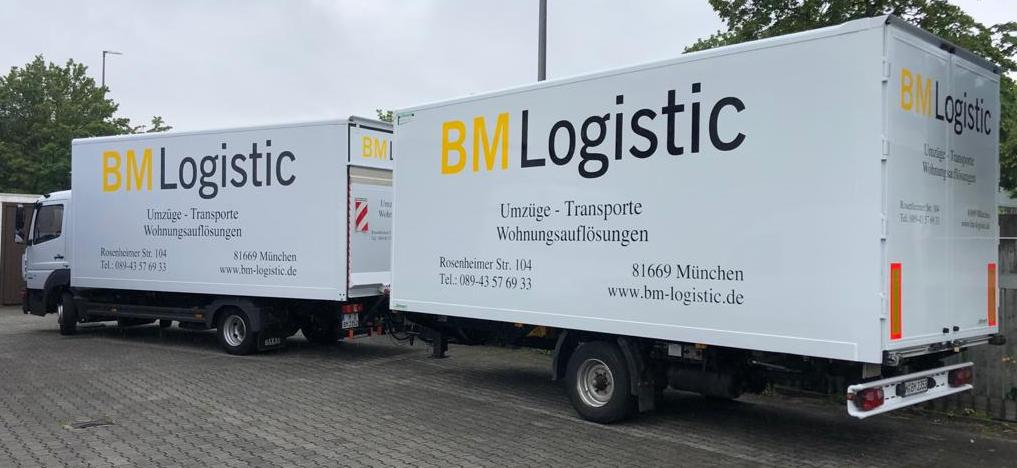 BM Logistic 2020 LKW Anhänger