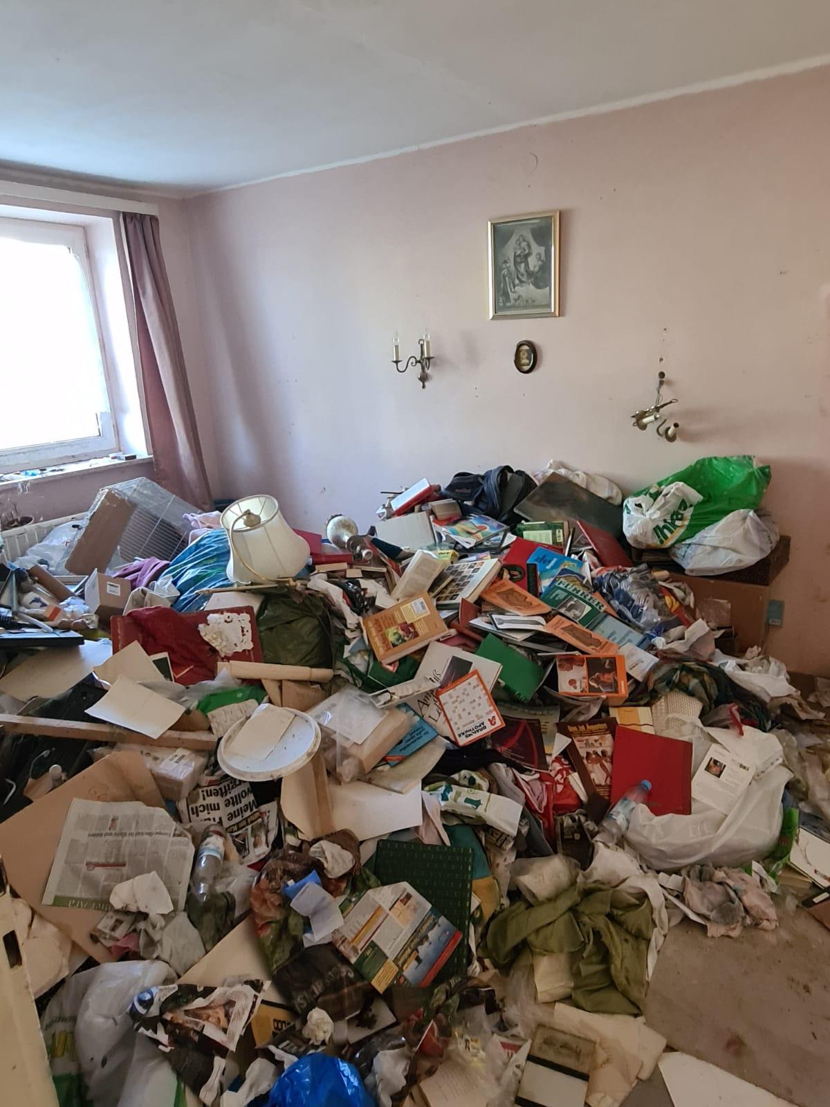 Entrümpelung Messi Wohnung Bogenhausen München