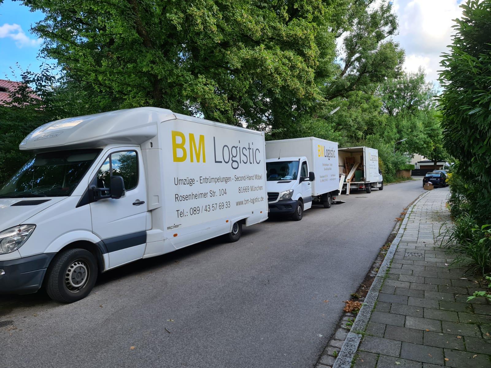 Entrümpelung Pienzenauerstraße in Bogenhausen München