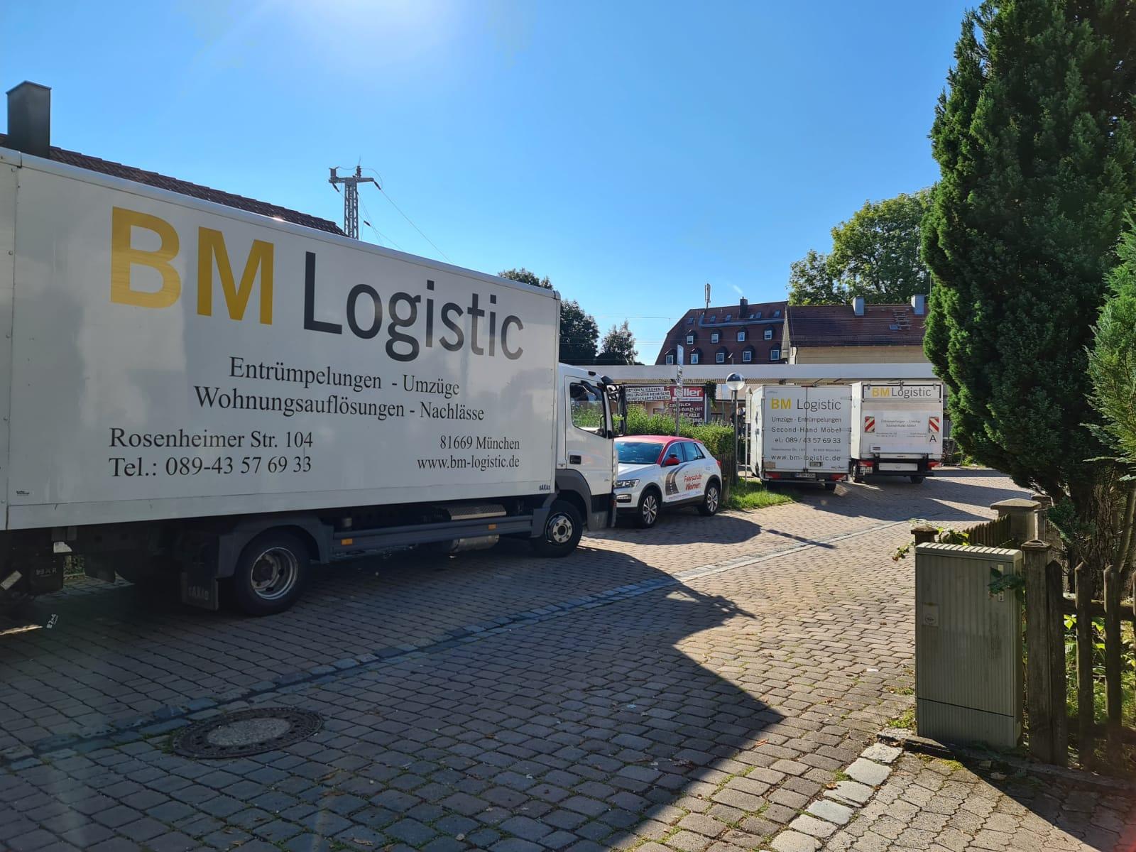 Entruempelung in Freising